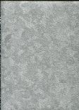 Toscani Wallpaper Sequins Pure Metallic Silver 35620 By Holden Decor For Colemans
